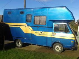 For sale: ****Sold thank you ****Volkswagon LT35 3.5t Horsebox