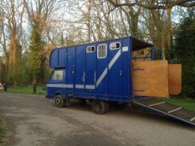 For sale: 1996 P reg VW LT35 3.5T horsebox