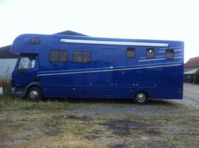 For sale: Recently Valeted Horsebox