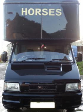 For sale: Iveco 3.5t Horsebox