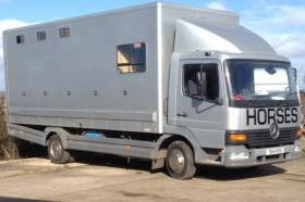 For sale: Mercedes Atego 7.5 t