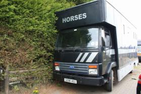 For sale: 7.5T Iveco 0813
