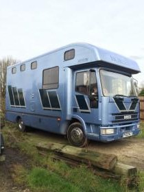 For sale: Highbarn Harrier, 7.5 tonne, 1997