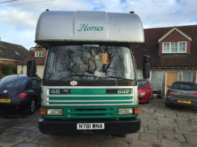 For sale: Leyland DAF 45 160Ti